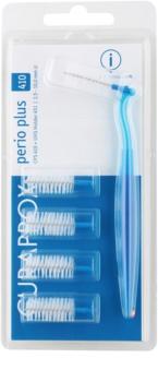 Curaprox Perio Plus brossettes interdentaires de rechange 5 pièces + manche