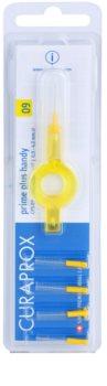 Curaprox Prime Plus Handy CPS tartalék fogköztisztító kefe 5 db + tartó