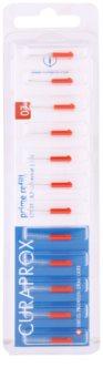 Curaprox Prime Refill CPS Interdental-Ersatzbürsten in der Blisterverpackung