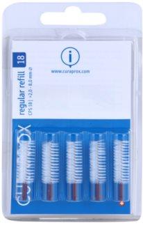 Curaprox Regular Refill CPS escovas interdentais com blisters de 5 peças