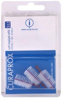 Curaprox Soft Implantat CPS zamjenske međuzubne četkice za čišćenje implantata 3 kom