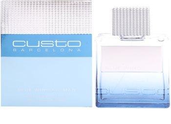 Custo Barcelona Blue Wind eau de toilette para hombre 100 ml