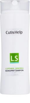 CutisHelp Health Care L.S - Psoriasis - Seborrhea конопен шампоан против псориазис и себореен дерматит
