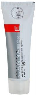 CutisHelp Medica CannaBiox E активный крем для аллергичной, подверженной экземе кожи