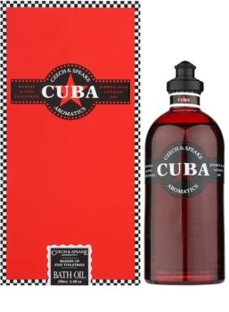Czech & Speake Cuba tusoló olaj unisex