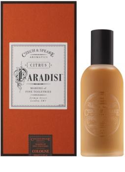Czech & Speake Citrus Paradisi água de colónia unissexo