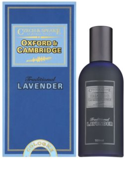 Czech & Speake Oxford & Cambridge Eau de Cologne Unisex