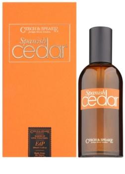 Czech & Speake Spanish Cedar eau de parfum unissexo