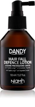 DANDY Hair Fall Defence ser impotriva caderii parului