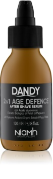 DANDY Age Defence Serum nach der  Rasur