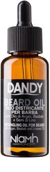 DANDY Beard Oil olejek do brody i wąsów