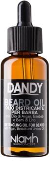 DANDY Beard Oil óleo para barba e bigode