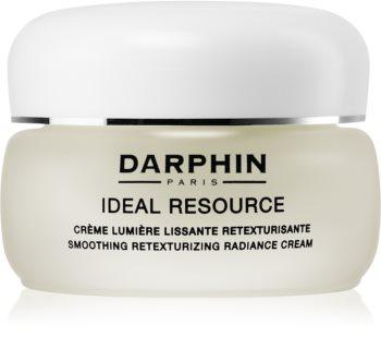 Darphin Ideal Resource Restaurerende creme Lysnende og udglattende effekt