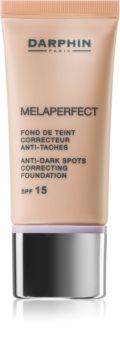Darphin Melaperfect korekčný make-up proti tmavým škvrnám SPF 15