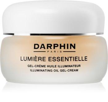 Darphin Lumière Essentielle élénkítő gél krém hidratáló hatással