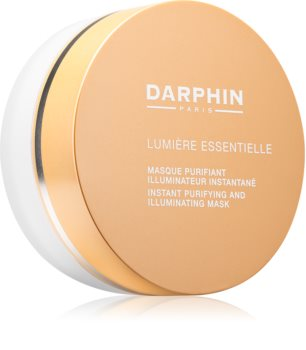 Darphin Lumière Essentielle Cleansing and Brightening Face Mask