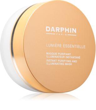 Darphin Lumière Essentielle почистваща и освежаваща маска за лице