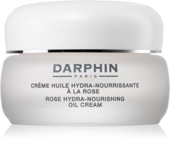 Darphin Rose Hydra-Nourishing Oil Cream hidratáló és tápláló krém rózsaolajjal