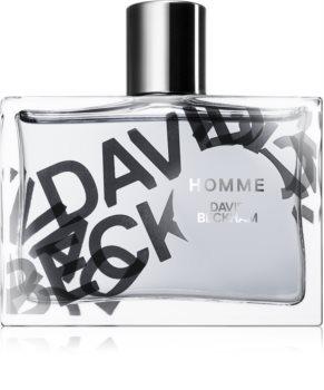 David Beckham Homme Eau de Toilette para homens