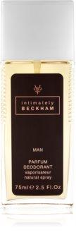 David Beckham Intimately Men dezodorant z atomizerem dla mężczyzn