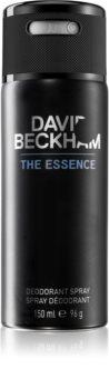 David Beckham The Essence desodorizante em spray para homens