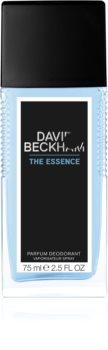 David Beckham The Essence deodorante con diffusore per uomo