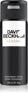 David Beckham Classic Deodorant Spray for Men