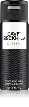 David Beckham Classic dezodorans u spreju za muškarce