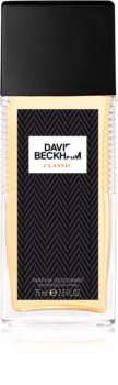 David Beckham Classic deodorant s rozprašovačem pro muže