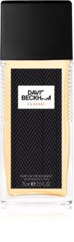 David Beckham Classic desodorante con pulverizador para hombre