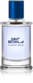 David Beckham Classic Blue toaletna voda za muškarce