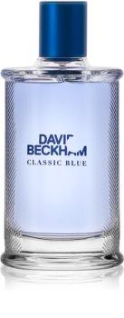 David Beckham Classic Blue Eau de Toilette για άντρες