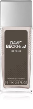 David Beckham Beyond déodorant avec vaporisateur pour homme