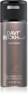 David Beckham Beyond deodorant spray para homens