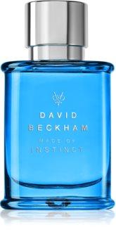 David Beckham Made of Instinct Eau deToilette para homens
