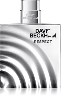 David Beckham Respect eau de toilette para homens