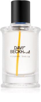 David Beckham Classic Touch Eau de Toilette uraknak