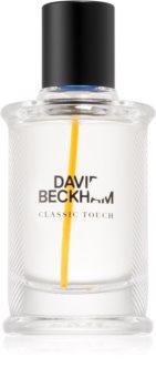 David Beckham Classic Touch тоалетна вода за мъже