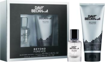 David Beckham Beyond Forever coffret I.