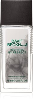 David Beckham Inspired By Respect spray dezodor uraknak