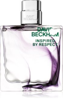 David Beckham Inspired By Respect eau de toilette för män