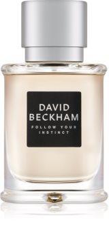 David Beckham Follow Your Instinct Eau de Toilette voor Mannen