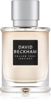 David Beckham Follow Your Instinct Eau de Toilette für Herren