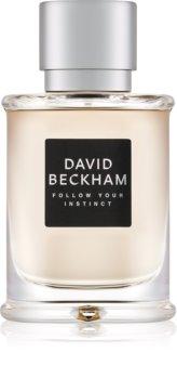 David Beckham Follow Your Instinct Eau de Toilette pentru bărbați