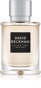 David Beckham Follow Your Instinct Eau de Toilette για άντρες