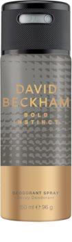 David Beckham Bold Instinct Deodorant Spray