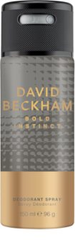 David Beckham Bold Instinct Spray deodorant