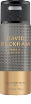 David Beckham Bold Instinct дезодорант в спрей
