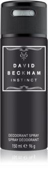David Beckham Instinct deodorante spray per uomo