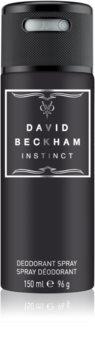 David Beckham Instinct desodorizante em spray para homens